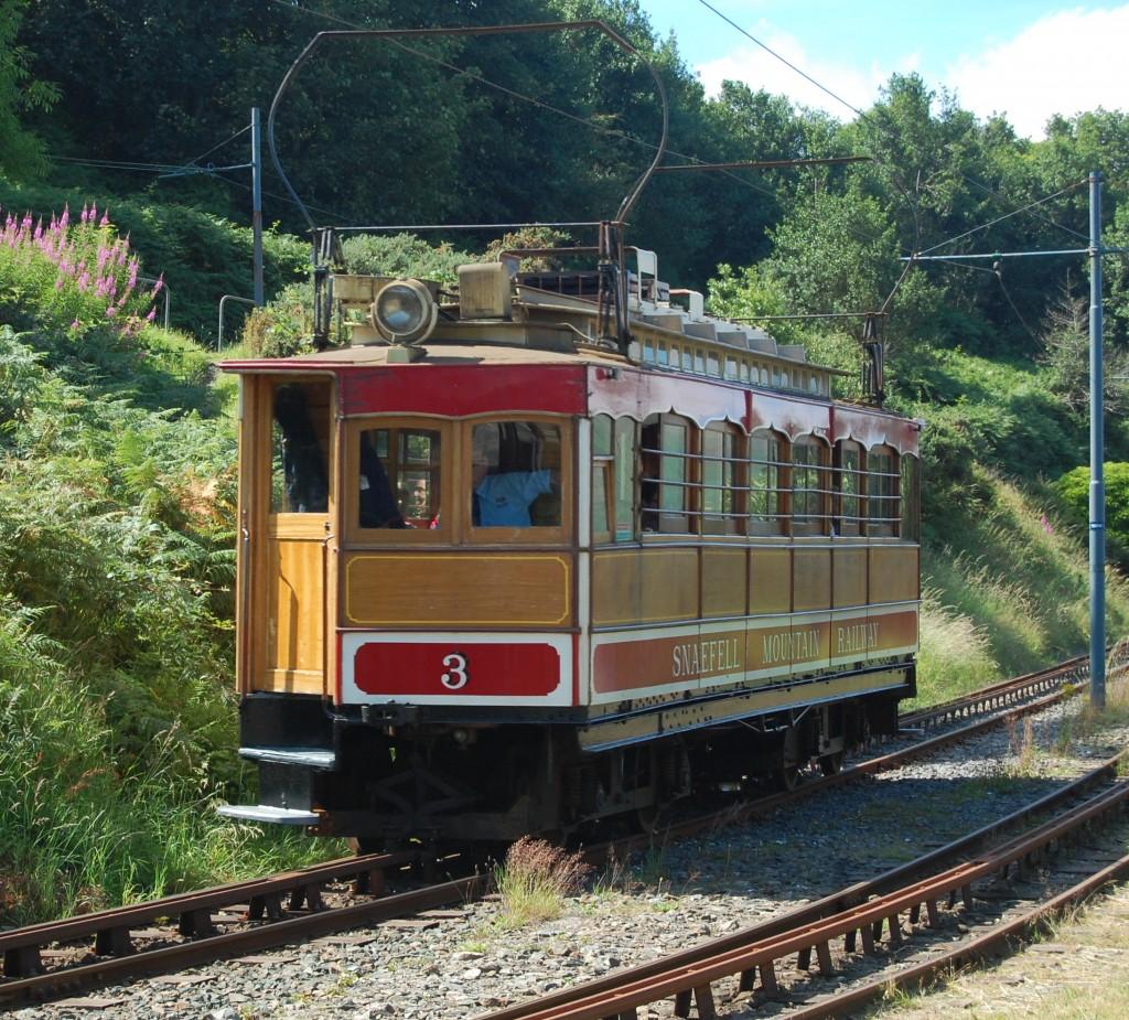 Snaefell Mountain Railway 3