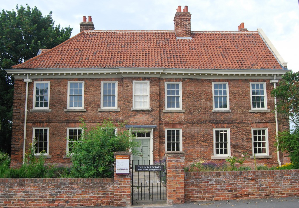 Epworth Old Rectory, North Lincolnshire
