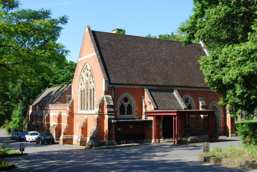 Woking Crematorium