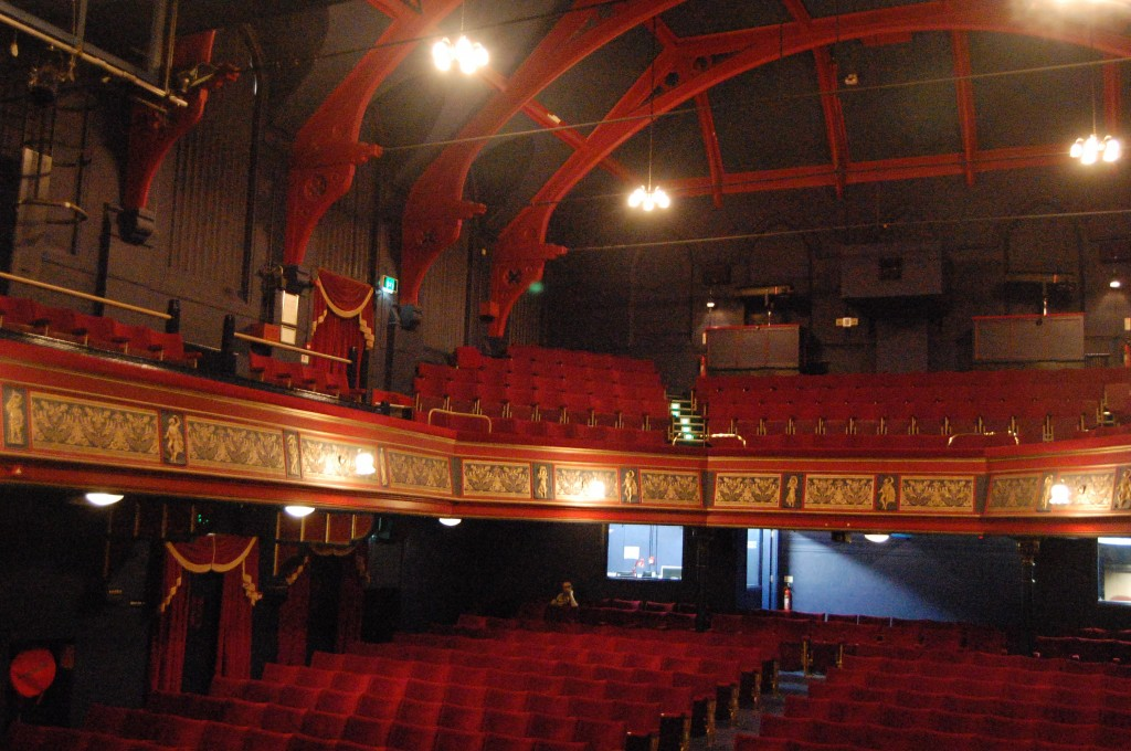 Pomegranate Theatre, Chesterfield, Derbyshire