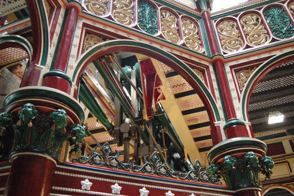 'Prince Consort', Crossness Pumping Station, London