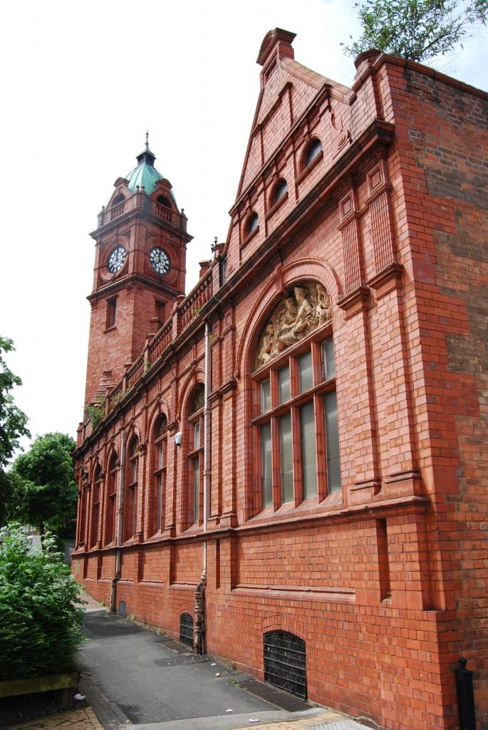 Bloomsbury Library, Nechells, Birmingham