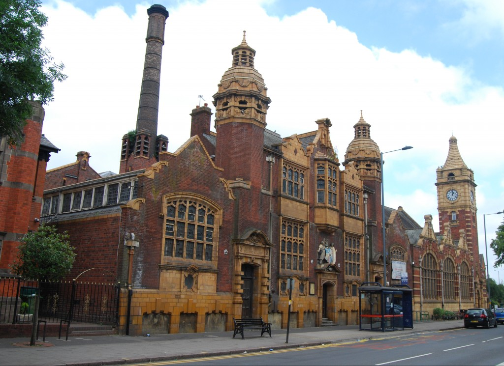 Moseley Road Library & Baths, Balsall Heath, Birmingham