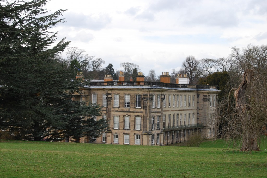 Calke Abbey, Derbyshire