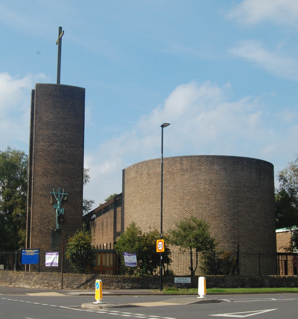 St Catherine of Siena Parish Church, Richmond, Sheffield
