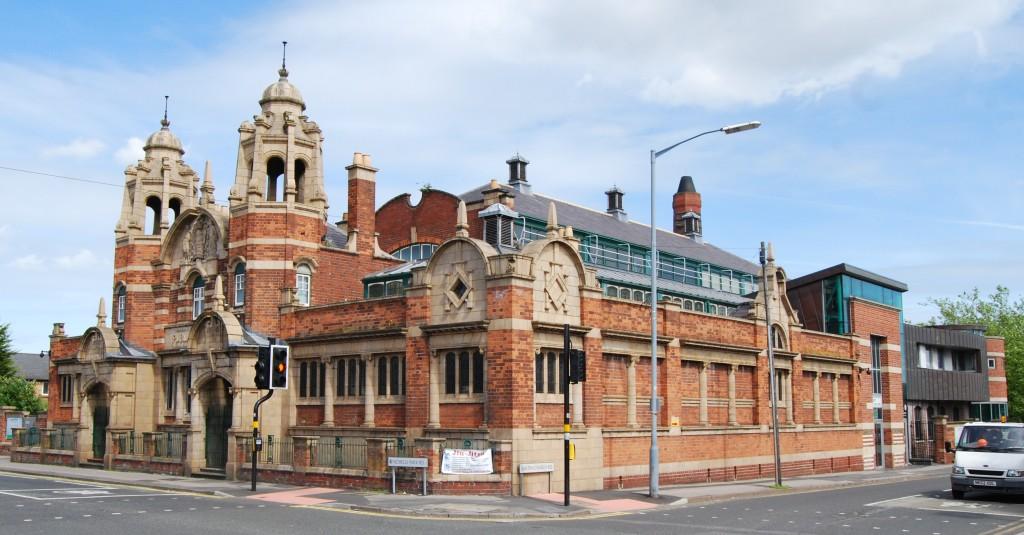 Nechells Baths, Birmingham