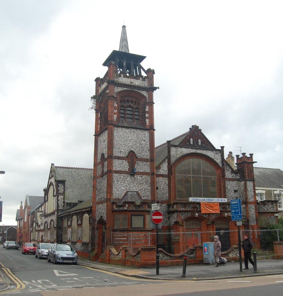 Trafalgar Street Church, Beverley Road, Hull